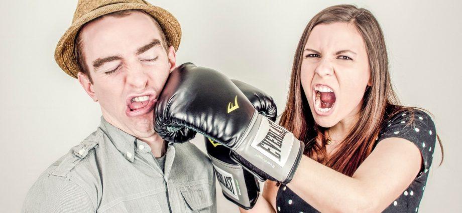 слабеење мажи vs. жени