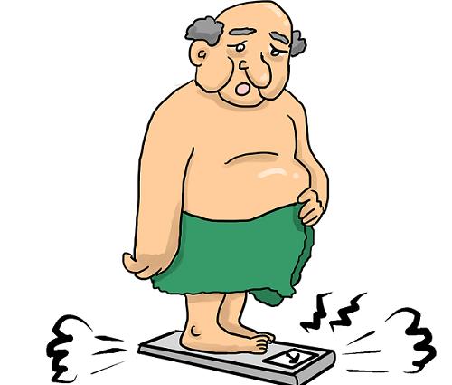 суштината позади килограмите