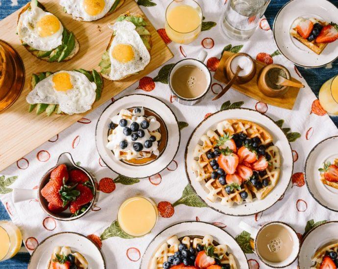 идеи за појадок